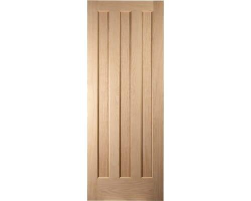 Aston 3 Panel Fire Door