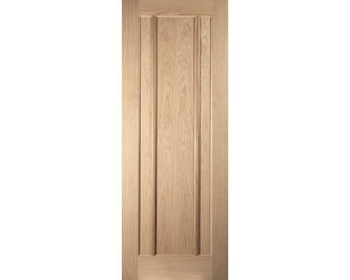 Worcester  Oak Internal Doors