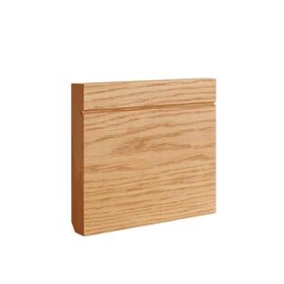 Deanta Shaker Style Oak Architrave - Prefinished