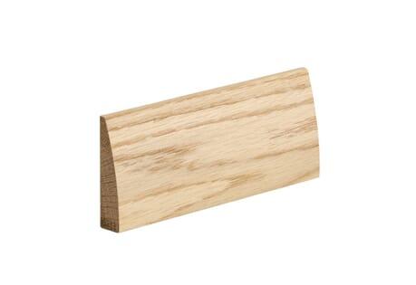 XL Oak Internal Door Architrave Set - Modern Profile