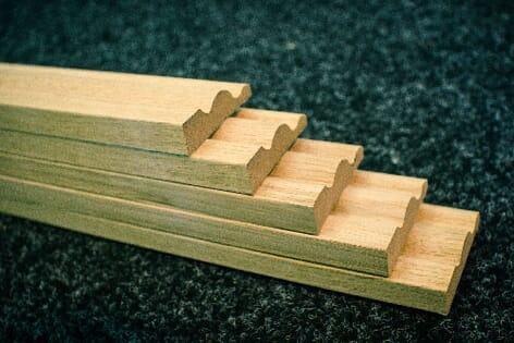 Internal Oak Architrave Pack