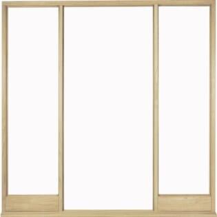 Oak Vestibule Frames