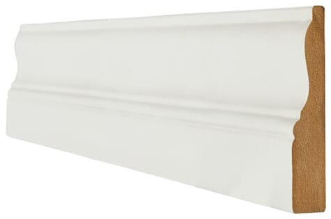 LPD White Primed Ogee Architrave