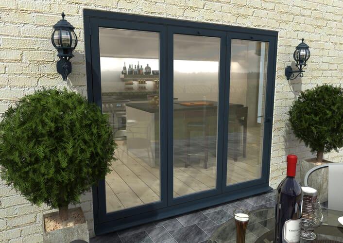 Climadoor Aluminium Bifold Doors Image