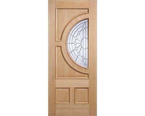 Empress Oak External Doors