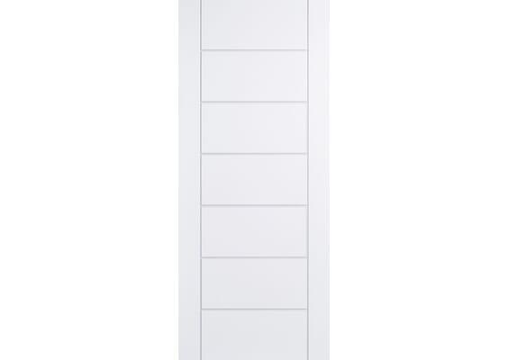 Hartington White Composite External Doors