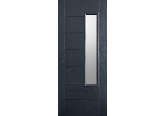 Matlock Grey Composite External Doors