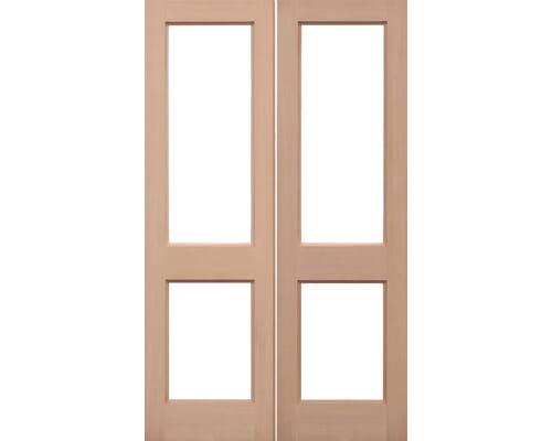 2xgg Hemlock External Doors