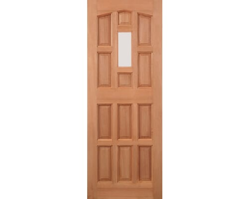 Elizabethan Hardwood External Doors