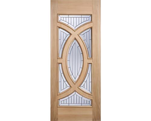 Majestic Oak External Doors