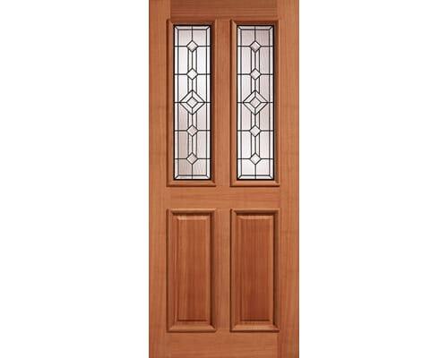 Derby Leaded Hardwood External Doors