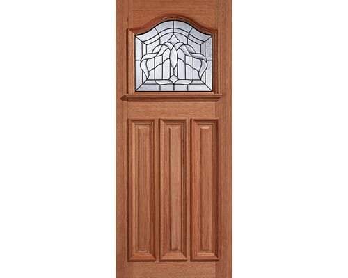 Estate Crown Hardwood External Doors