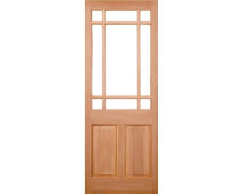 Warwick Hardwood External Doors