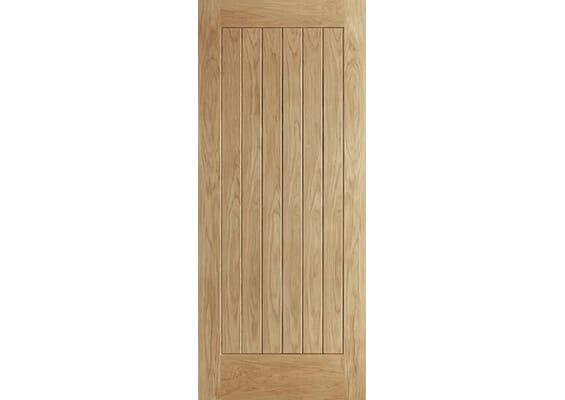 Cottage Oak External Doors
