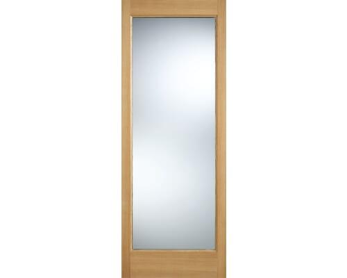 Oak Pattern 10 Part L Compliant External Doors
