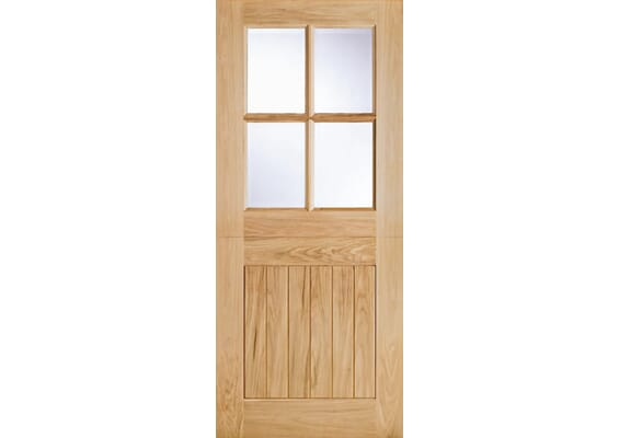 Stable 4L Oak External Doors
