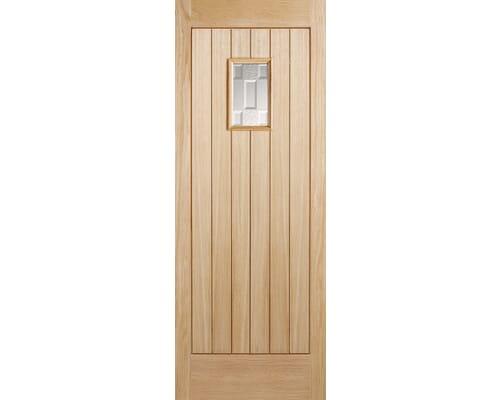 Suffolk Oak External Doors