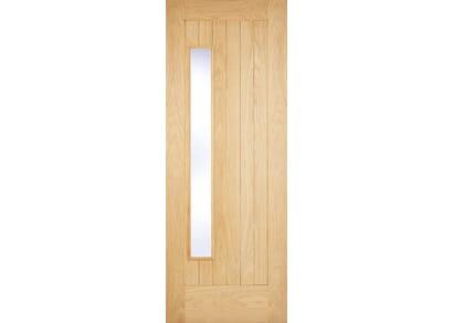 Matlock Oak External Doors