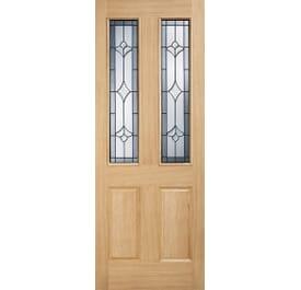 Milldale External Oak Doors Image
