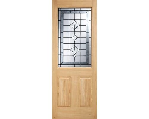 Winchester Part L Warmer Door Oak External Doors