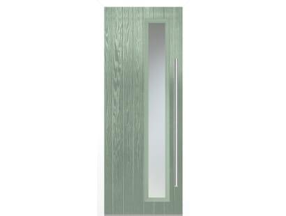 Shardlow Chartwell Green Composite Door Set Image