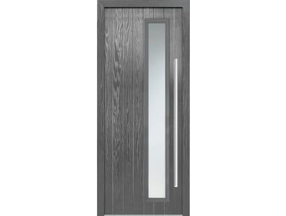 Shardlow Grey Composite Door Set Image