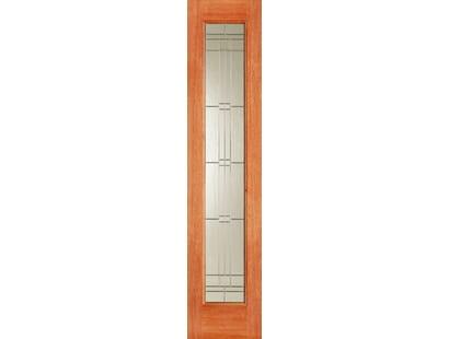 Hardwood Elegant Sidelight Image