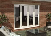 Climadoor Upvc French Doors - White Image