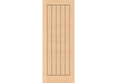 Mexicano Oak Prefinished Fire Door