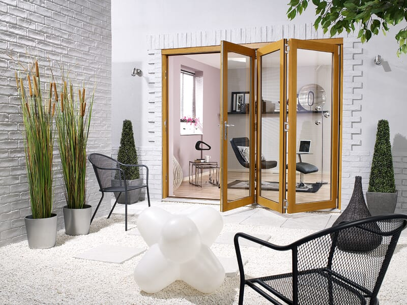 Exterior French Doors: Front or Back Doors?