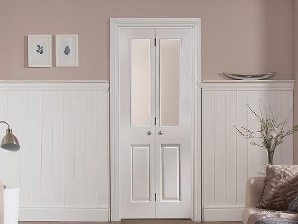 Glazed Slimline Bifold Doors