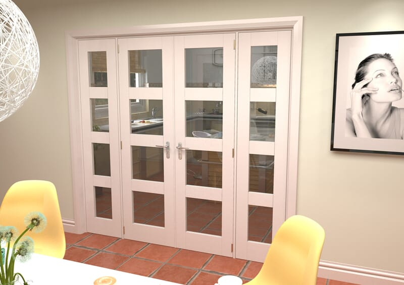 How to Install Internal Folding French Doors