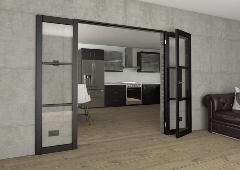 Internal French Folding Doors: Options & Styles