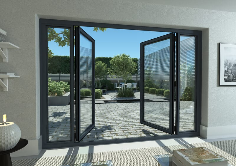 Living With External French Doors