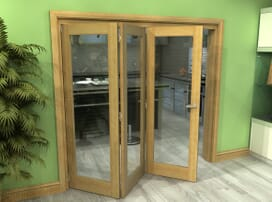 Roomfold Grande Bifold Doors
