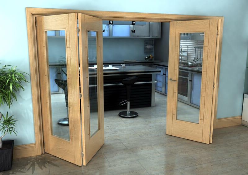 Where Do You Put the Handle on Internal Bifold Doors?