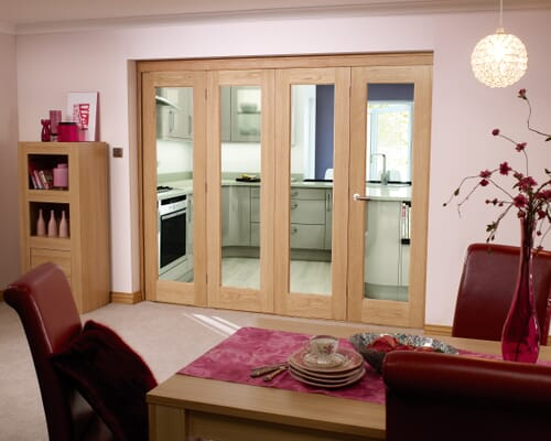 Roomfold Standard Internal Bifold Doors