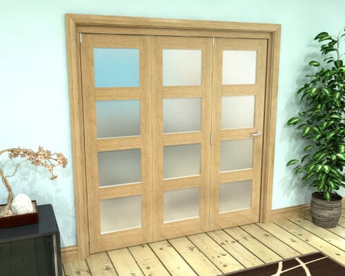 Climadoor Internal Bifold Doors Image