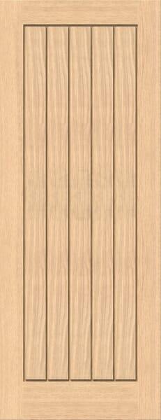 Mexicano Oak Internal Doors