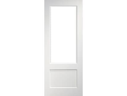 Madison White - Clear Glazed Image