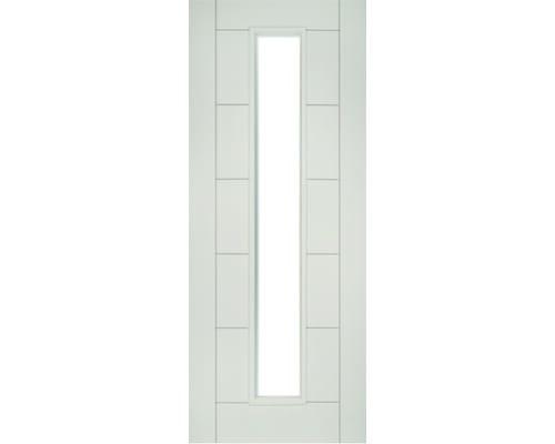 Seville White Glazed Fire Door