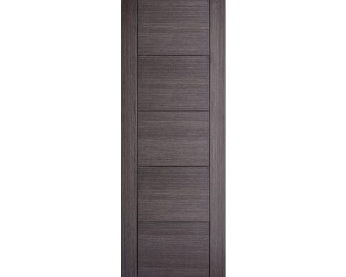 Vancouver Ash Grey -  Pre-finished Fire Door