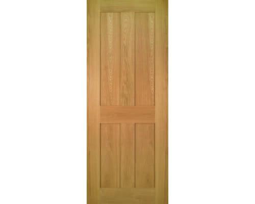 Eton 4 Flat Panel Fire Door