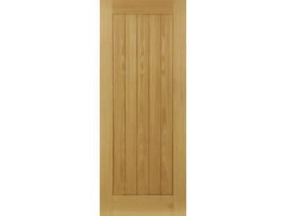 Ely Oak Door - Prefinished Image