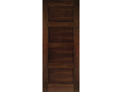 Coventry Walnut Door - Prefinished Image