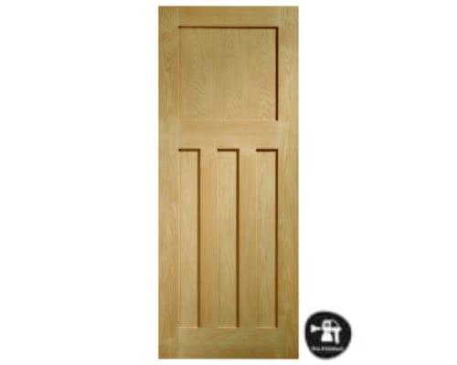 Dx Oak Internal Doors