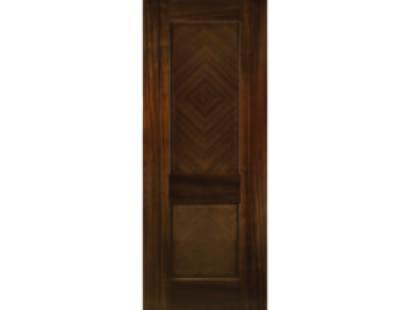 Kensington Walnut Door - Prefinished Image