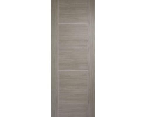Vancouver Light Grey Laminate Internal Doors