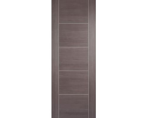 Vancouver Medium Grey Laminate Internal Doors