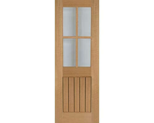 Oak Mexicano 4 Light Internal Doors